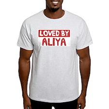 Loved by Aliya T-Shirt