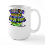 Enjoey Designs - 15oz. Large Mug