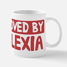 Loved by Alexia Mug