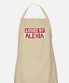 Loved by Alexia BBQ Apron