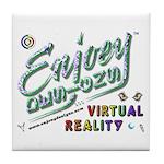 Enjoey Designs - Tile Coaster