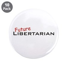 "Future Libertarian 3.5"" Button (10 pack)"