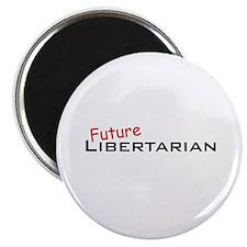 "Future Libertarian 2.25"" Magnet (100 pack)"