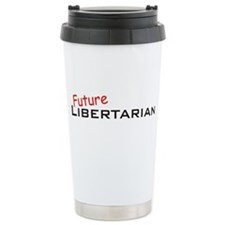 Future Libertarian Travel Mug