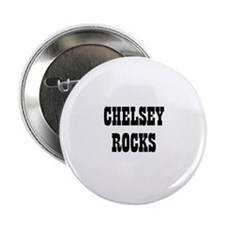CHELSEY ROCKS Button