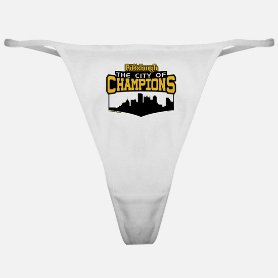 The City of Champions Classic Thong