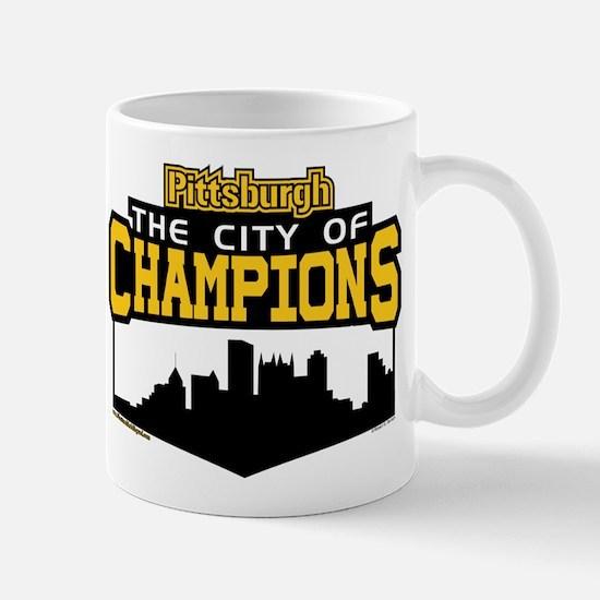 The City of Champions Mug