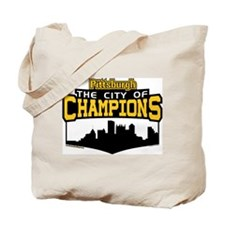 The City of Champions Tote Bag