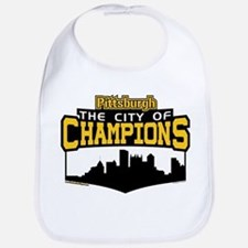 The City of Champions Bib
