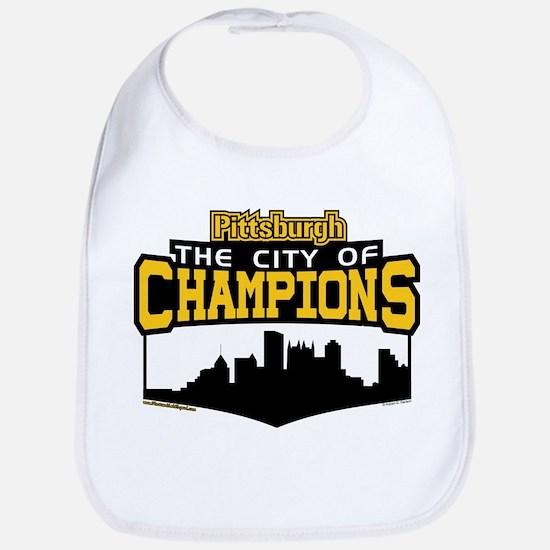 The City of Champions Bib