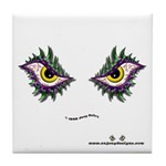 Enjoey Eyes - Tile Coaster