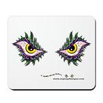 Enjoey Eyes - Mousepad