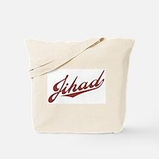Jihad Tote Bag