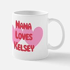 Nana Loves Kelsey Mug