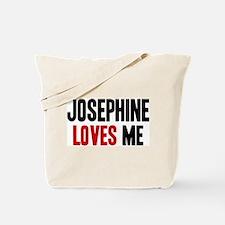 Josephine loves me Tote Bag