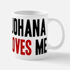 Johana loves me Mug