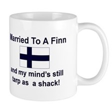Married To A Finn Mug