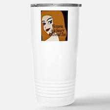VICTORIA Stainless Steel Travel Mug