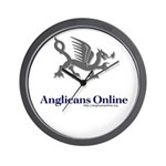 Anglicans Online Wall Clock