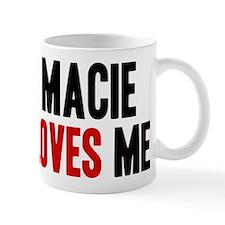 Macie loves me Mug