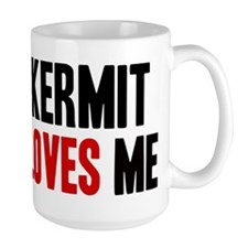 Kermit loves me Mug