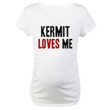 Kermit loves me Shirt