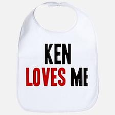 Ken loves me Bib