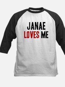 Janae loves me Tee