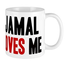 Jamal loves me Mug