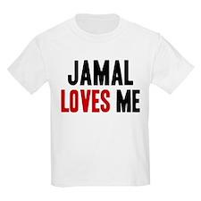 Jamal loves me T-Shirt