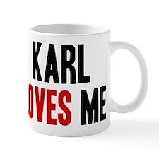 Karl loves me Mug