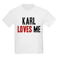 Karl loves me T-Shirt