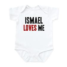 Ismael loves me Infant Bodysuit