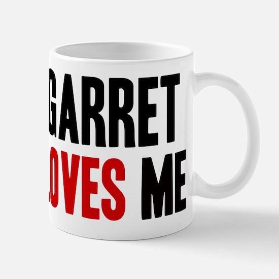 Garret loves me Mug