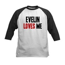Evelin loves me Tee