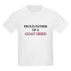 Proud Father Of A GOAT HERD T-Shirt