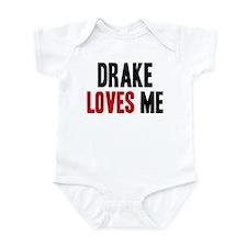 Drake loves me Infant Bodysuit