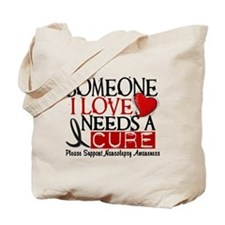 Needs A Cure NARCOLEPSY Tote Bag