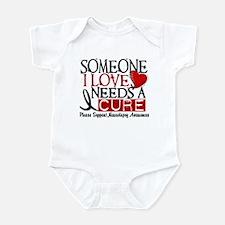 Needs A Cure NARCOLEPSY Infant Bodysuit