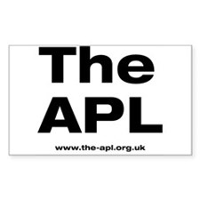 APL Rectangle Decal