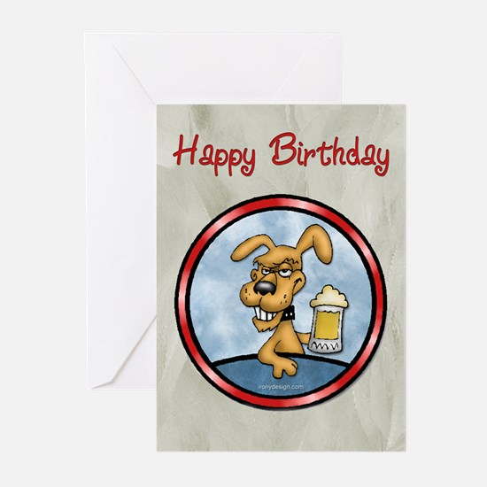 I drink to make.. Greeting Cards (Pk of 10)