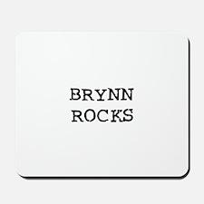 BRYNN ROCKS Mousepad