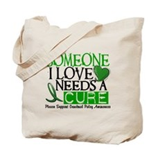 Needs A Cure CEREBRAL PALSY Tote Bag