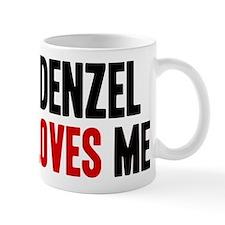 Denzel loves me Mug