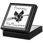 Halloween Keepsake Box