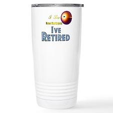 'I See New Horizons. Travel Mug