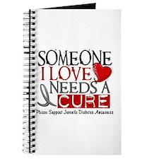 Needs A Cure JUVENILE DIABETES Journal