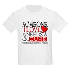 Needs A Cure JUVENILE DIABETES T-Shirt