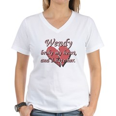 Wendy broke my heart and I hate her Shirt
