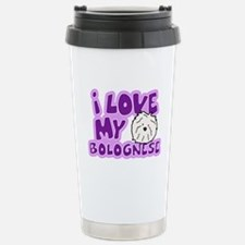 I Love my Bolognese Travel Mug